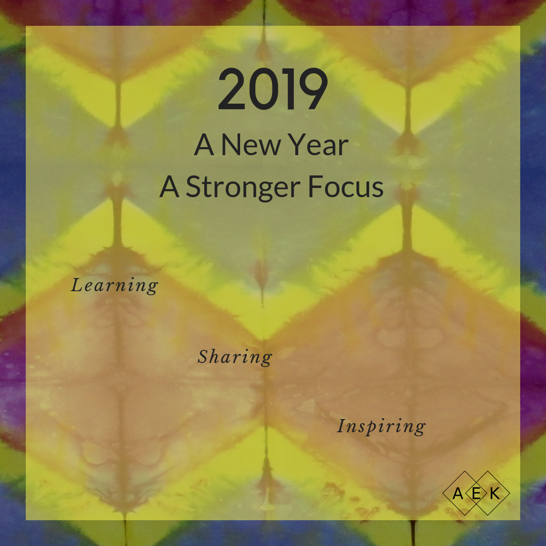 2019 A New Year – A Stronger Focus