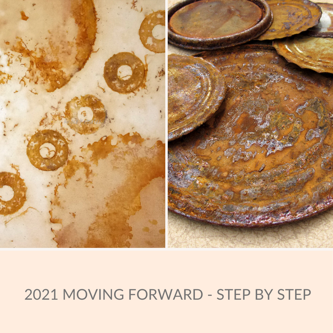 2021 Moving – Forward Step by Step